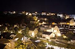 Krems DE Donau, Oostenrijk royalty-vrije stock foto