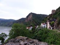 Krems an der Donau. Is so cute town Royalty Free Stock Image