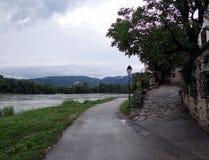 Krems an der Donau. Is so cute town Stock Image