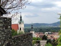 Krems en der Donau Royaltyfri Foto