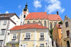Krems, Oostenrijk stock afbeeldingen