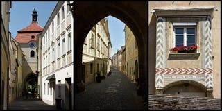 Krems un der Donau, Wachau, Austria Fotos de archivo libres de regalías