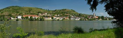 Krems an der Donau, Wachau, Austria stock image
