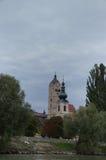 Krems-Zwillingskirchen Lizenzfreie Stockfotos