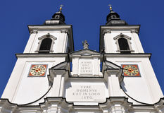 Kremsmà ¼ nster Abtei, Oberösterreich Lizenzfreies Stockfoto