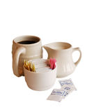 kremy kawowej cukru, Obrazy Royalty Free