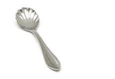 kremy lodową spoon Obrazy Royalty Free