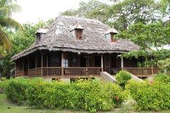 Kreola dom Obrazy Royalty Free