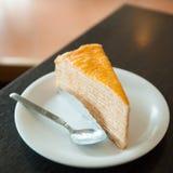 Krepp-Kuchen stockfoto