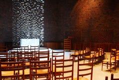 Kresge教堂, MIT 免版税库存照片