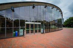 The Kresge Auditorium, at the Massachusetts Institute of Technol Royalty Free Stock Photos