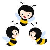 Kreskówek pszczoły Zdjęcie Stock