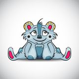 Kreskówka śliczny fantazi zwierzę Zdjęcie Royalty Free