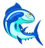 Kreskówka śliczny tuńczyk Zdjęcie Stock