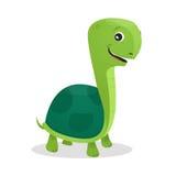 Kreskówka żółw Zdjęcie Royalty Free