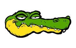 Kreskówka aligator ilustracji