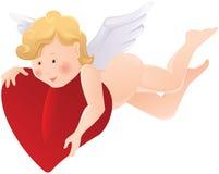 Kreskówka anioł ilustracji