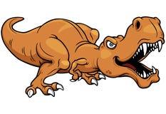 Kreskówka dinosaur Fotografia Stock