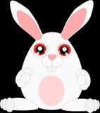 Kreskówka królik 3 ilustracji