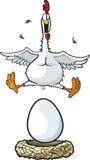 Kurczak (1) royalty ilustracja