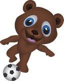 Kreskówka niedźwiedź Fotografia Stock