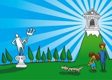 kreskówka Olympus Fotografia Stock