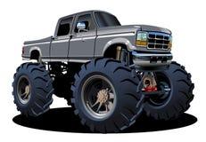 Kreskówka potwora ciężarówka Zdjęcia Stock