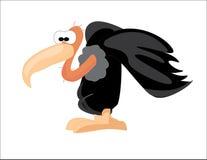 Kreskówka ptak Zdjęcie Stock