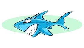 kreskówka rekin ilustracji
