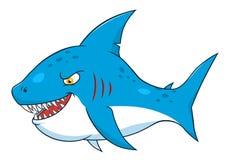 Kreskówka rekin ilustracja wektor