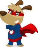 Kreskówka Super szczeniak royalty ilustracja