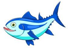 Kreskówka tuńczyk ilustracji