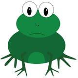 kreskówki żaba Zdjęcia Royalty Free