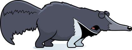 Kreskówki Anteater Wyć Zdjęcia Royalty Free