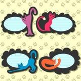kreskówki kota majchery Ilustracji