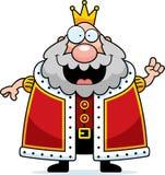 Kreskówki królewiątka pomysł Zdjęcia Stock