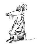 kreskówki mysz Fotografia Stock