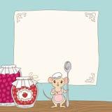 Kreskówki mysz Zdjęcie Stock