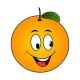 kreskówki pomarańcze ilustracji