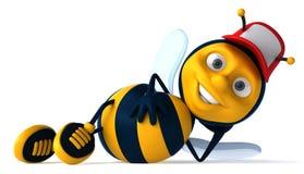 Kreskówki pszczoła Obrazy Stock