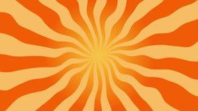 Kreskówki vortex retro animowany tło zdjęcie wideo