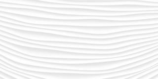 Kreskowa Biała tekstura szary abstrakta wzór bezszwowy falowy falisty na Zdjęcie Royalty Free