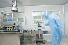 kreskowa farmaceutyczna produkcja fotografia stock