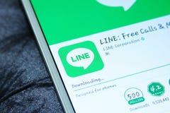 Kreskowa goniec wisząca ozdoba app obrazy stock