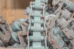 Kreskowego konwejeru stary Przemysłowy Lub przemysł wytwórczy Zdjęcia Royalty Free