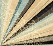 Kreskowy abstrakta tło Zdjęcie Stock