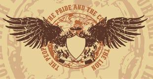 kreskowy skrzydło Obrazy Royalty Free