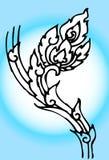 Kreskowy tajlandzki zastosowanie Zdjęcia Royalty Free