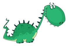 kreskówka Dino Obrazy Stock