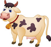 kreskówki krowa Zdjęcie Royalty Free